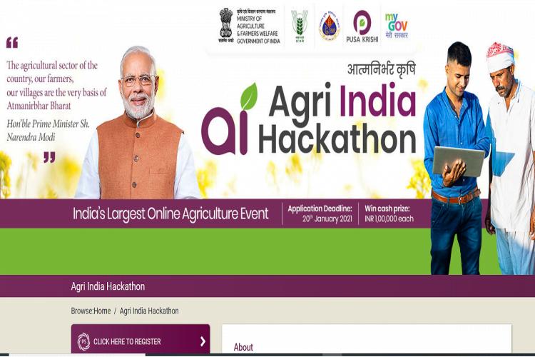 Agri India Hackathon