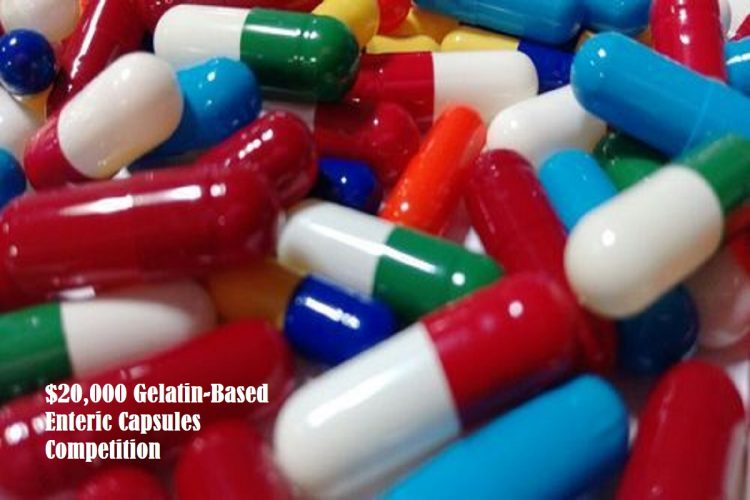 $20,000 Gelatin-Based Enteric Capsules Competition