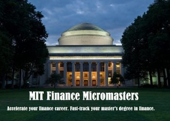 Mit Micromasters Program In Finance