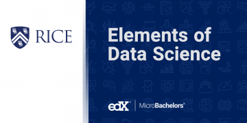 Microbachelors Program In Elements Of Data Science
