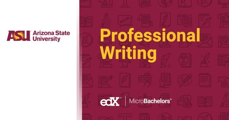 Microbachelors Program In Professional Writing