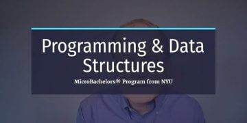Microbachelors Program In Programming &Amp; Data Structures
