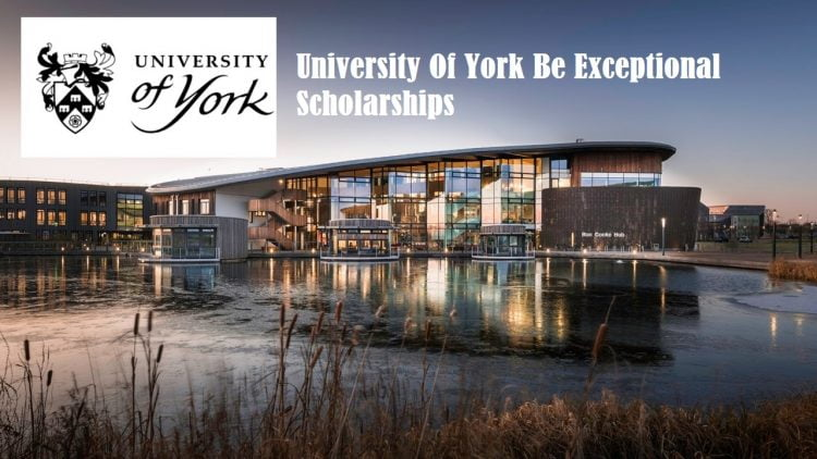 University Of York Be Exceptional Scholarships