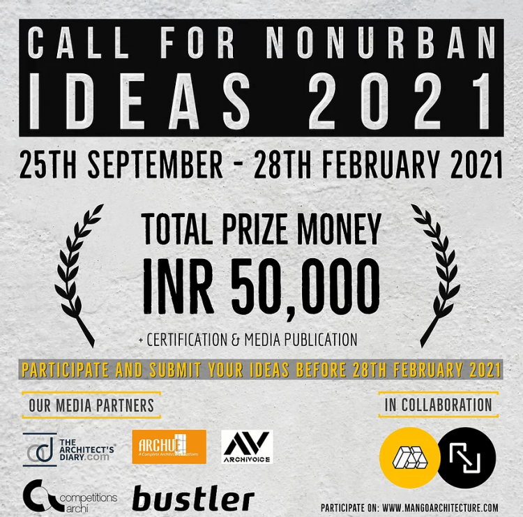 Call For Non Urban Ideas-2021
