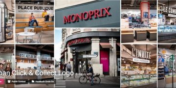 Create An Intuitive And Impactful Logo For Monoprix's Urban Click &Amp; Collect Competition