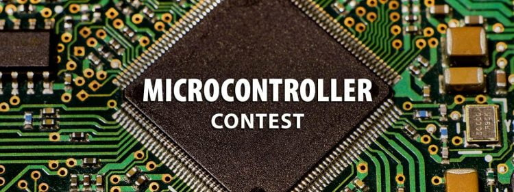 Instructables Microcontroller Contest