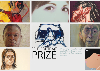Ruth Borchard Self-Portrait Prize 2021