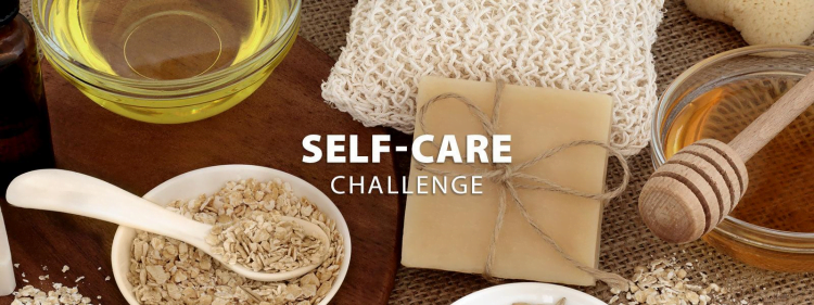 Self-Care Challenge By Instructables
