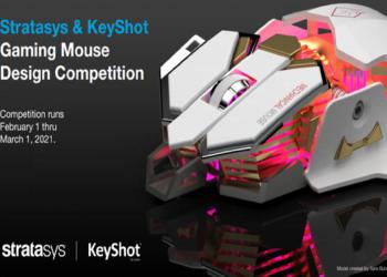 Stratasys &Amp; Keyshot Gaming Mouse Design Competition