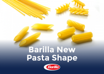 Barilla New Pasta Shape Competition
