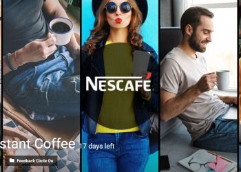 Nescafe Instant Coffee Competition