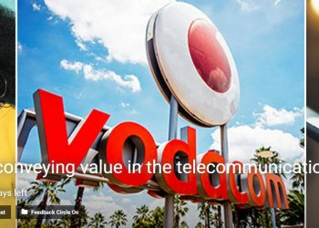 Vodacom To (Re)Engage Competition