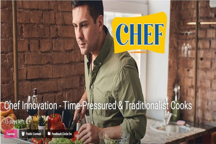 Chef Innovation - Time-Pressured & Traditionalist Cooks Competition