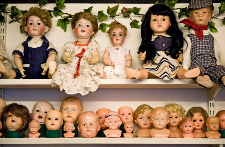 New Zombie-Themed Doll Naming Project