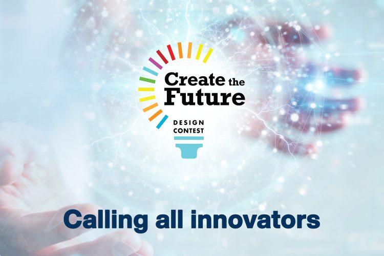 The Create the Future Design Contest 2021