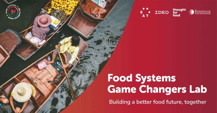The Food Systems Game Changers Lab Competition