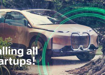 BMW Startup Garage - Open Call 360° Sustainability Challenge