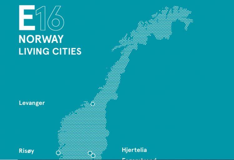 Europan 16 Norway Living Cities Competition