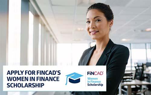 FINCAD Scholarships