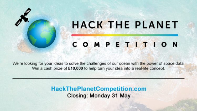 Hack the Planet competition