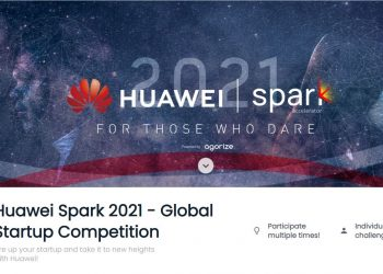 Huawei Spark 2021 - Global Startup Competition