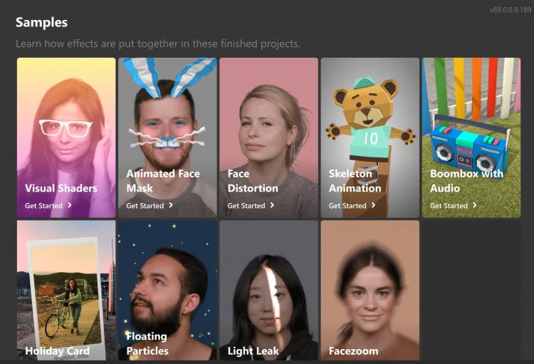Learn & Create Your First AR Effect With Facebook Spark AR