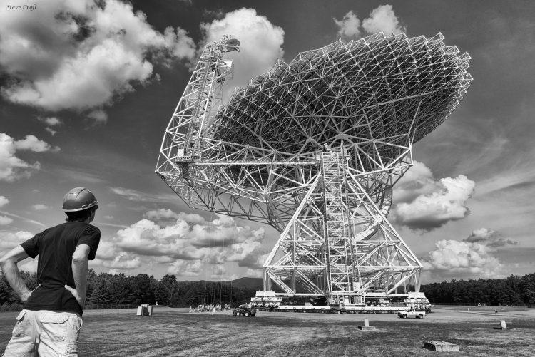 SETI Breakthrough Listen - E.T. Signal Search