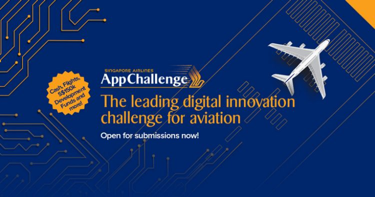 Singapore Airlines AppChallenge 2021 Competition