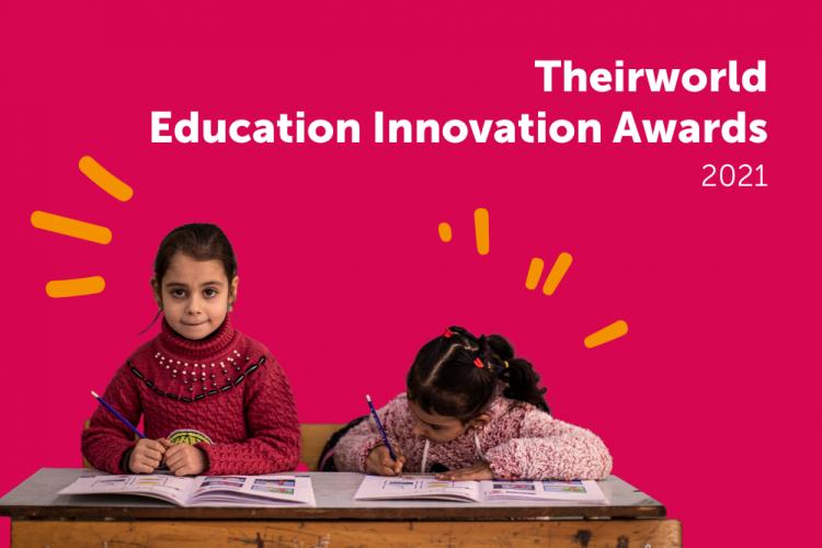 Theirworld Education Innovation Awards 2021