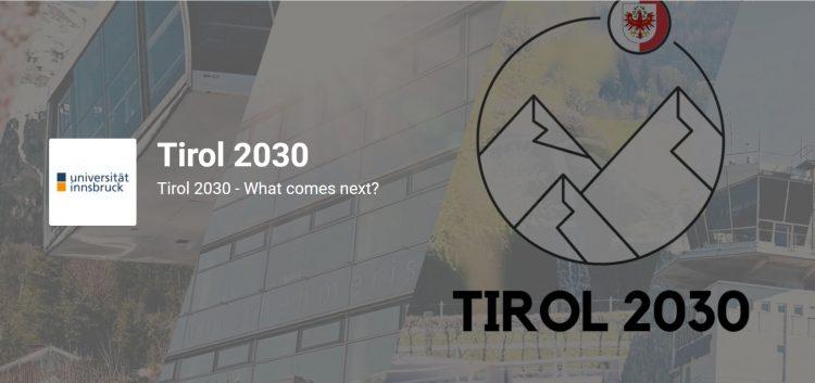 Tirol 2030 Competition