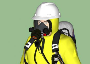 Aprons/Jackets to protect the upper body of the operator