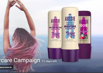 Aussie Haircare Campaign Competition