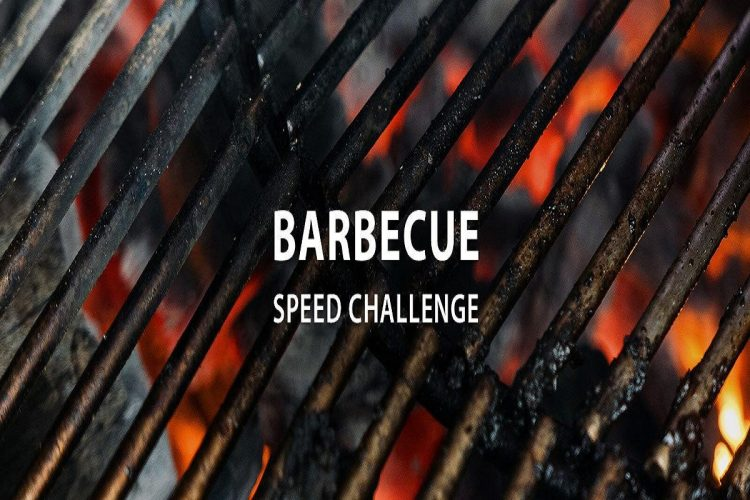 Barbecue Speed Challenge