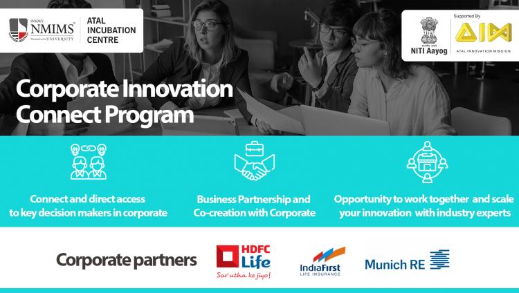Corporate Innovation Connect Program