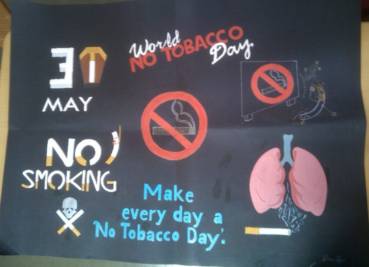 Essay Writing Competition World No Tobacco Day