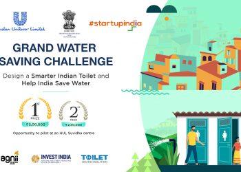 HUL Grand Water Saving Challenge
