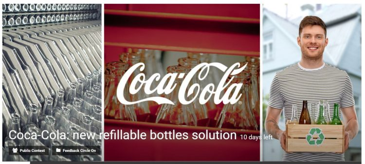 Help Coca-Cola Develop A Model For Refillable Bottles Competition