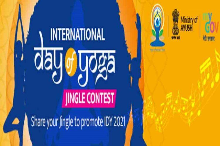 International Day of Yoga Jingle Contest 2021