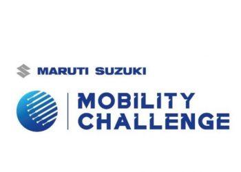 Maruti Suzuki Mobility Challenge