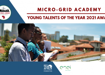 Micro-Grid Academy Young Talent Of The Year