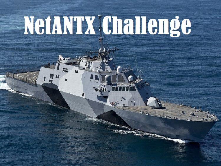 NetANTX Challenge