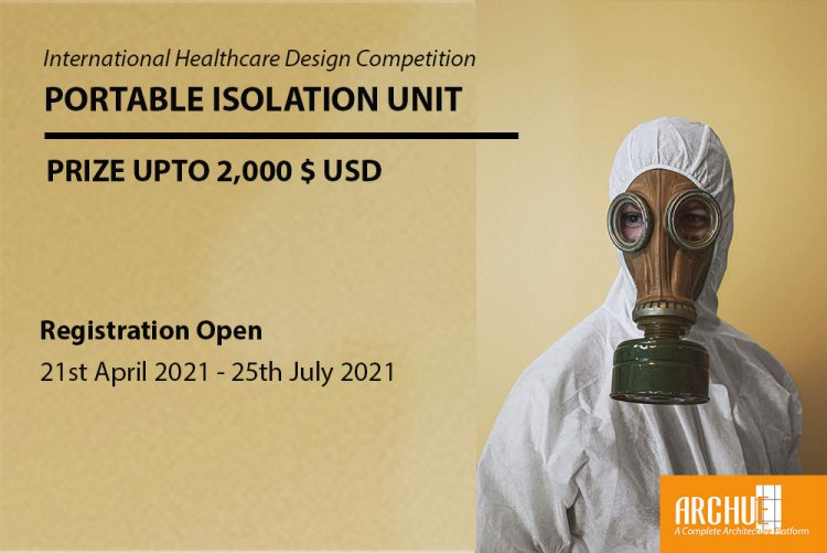 Portable Isolation Units Competition