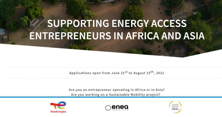 Supporting Energy Access Entrepreneurs In Africa And Asia