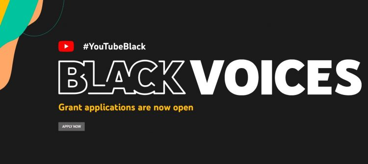 The YouTubeBlack Voices Fund Competition