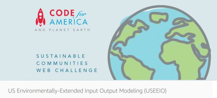 US Environmentally-Extended Input Output Modeling Competition