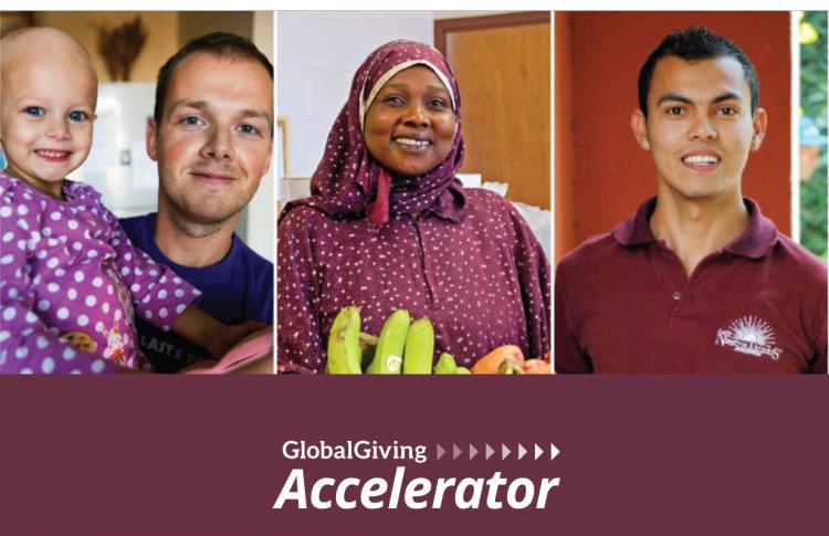 GlobalGiving Accelerator Program