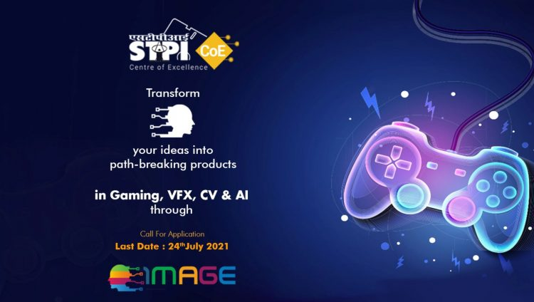 Image A COE in Gaming VFX CV and AI Competition