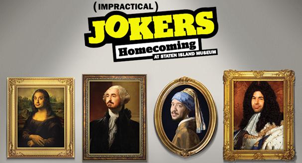 Impractical Jokers Fan Art + Video Project Competition