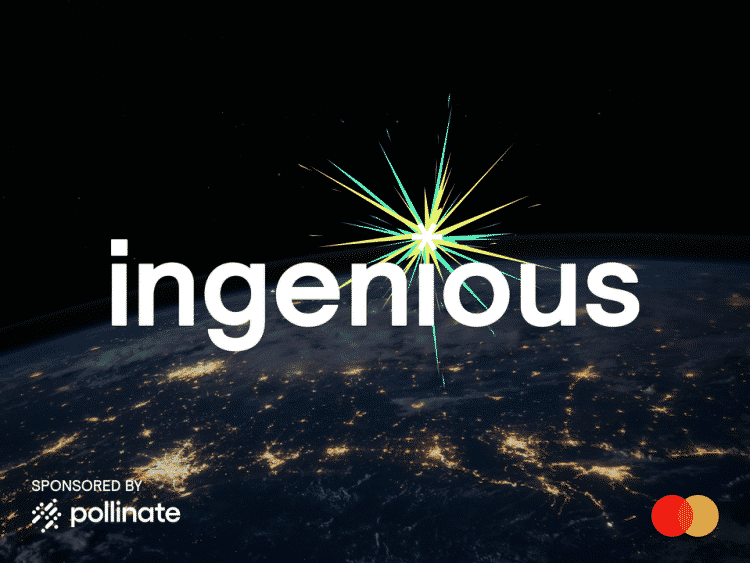 Ingenious by Pollinate In Collaboration with Mastercard Call For Filmmakers
