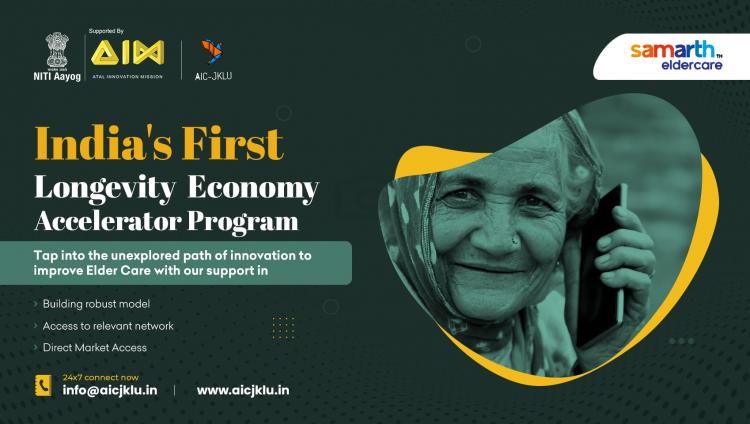 Longevity Economy Accelerator Program - LEAP